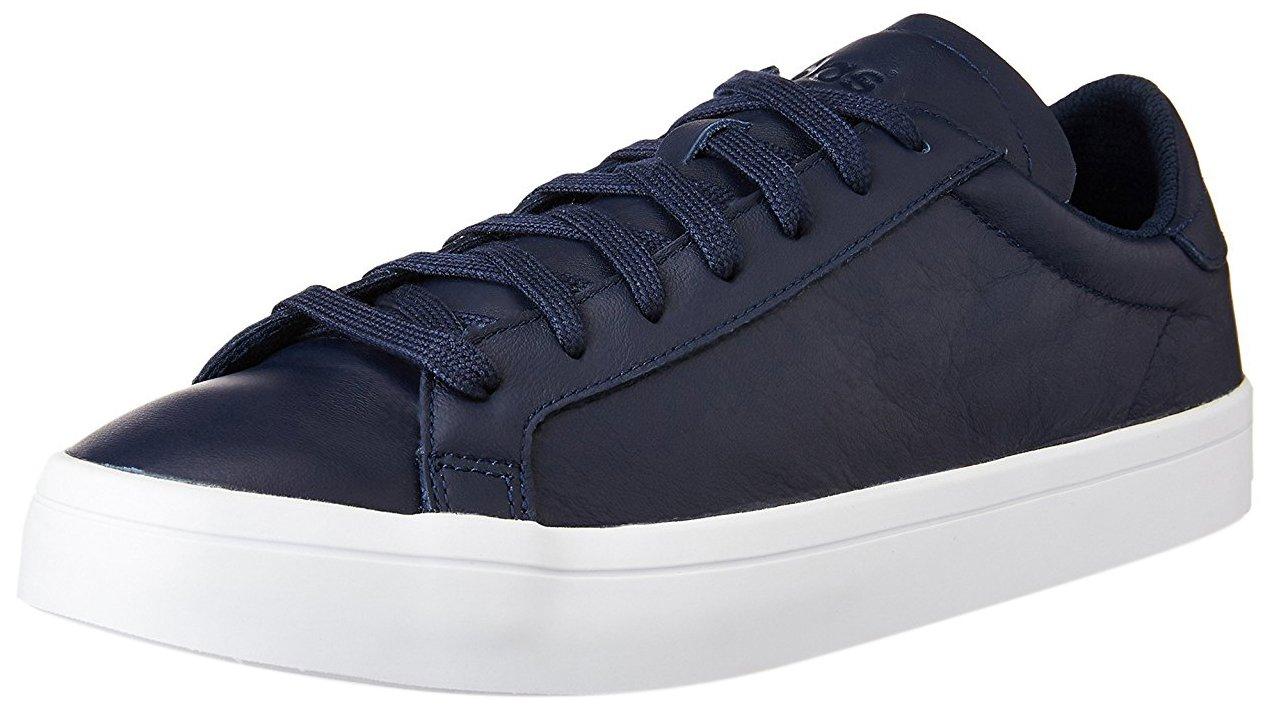 Adidas Courtvantage, Zapatillas de Baloncesto para Hombre 36 2/3 EU|Azul Marino Azul Marino