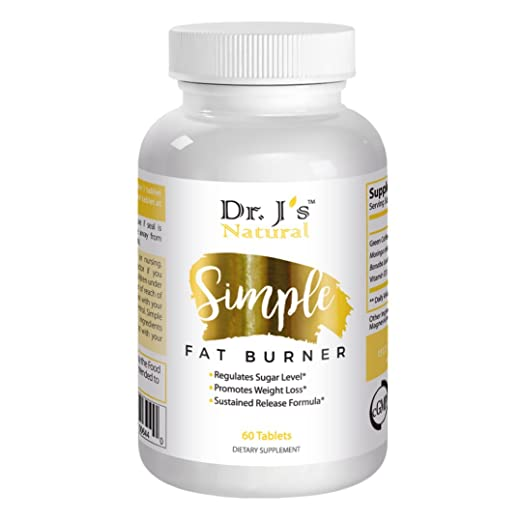 Dr. Js Natural Simple Fat Burner Capsules iTumm
