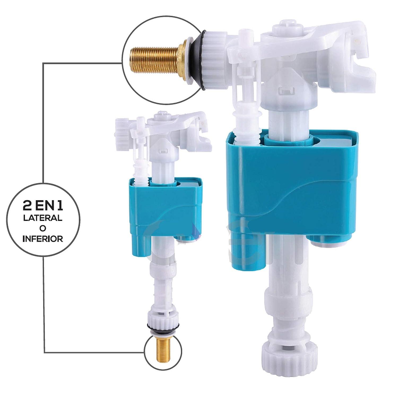 OXEN L332163 - Mecanismo flotador universal para cisterna