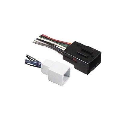 61TWWNU54NL._SX425_ amazon com metra 70 5518 wiring harness for 2002 04 ford ranger