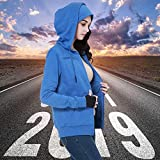 BOMBAX Women Travel Jacket Hoodie 10 Pocket