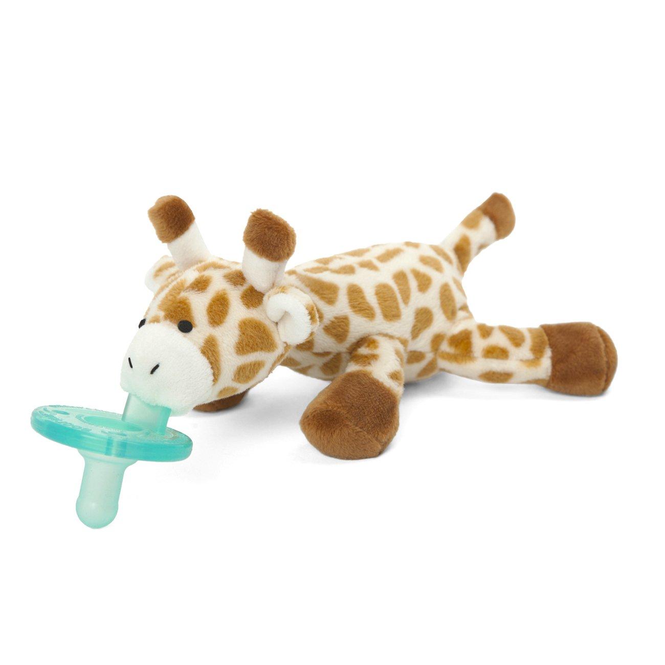 WubbaNub Infant Pacifier - Giraffe by WubbaNub (Image #2)