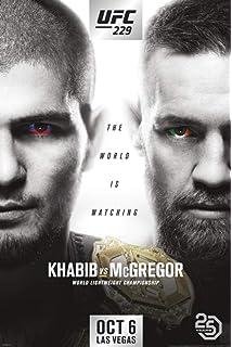 "UFC 214 Cormier vs Jones 2 Fighting Card MMA Poster Print 13x20/"" 24x36/"" 27x40/"""