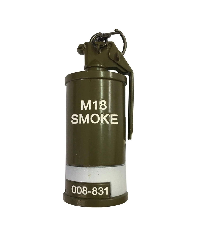 Llavero Bomba De Humo De Soldado: Amazon.es: Equipaje