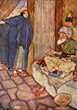 Mustapha doubted much of his ability to refrain from questions Illustration by Edmund Dulac for Ali Baba and the Forty Thieves From The Arabian Nights published 1938 Poster Print by Hilary Jane Morga