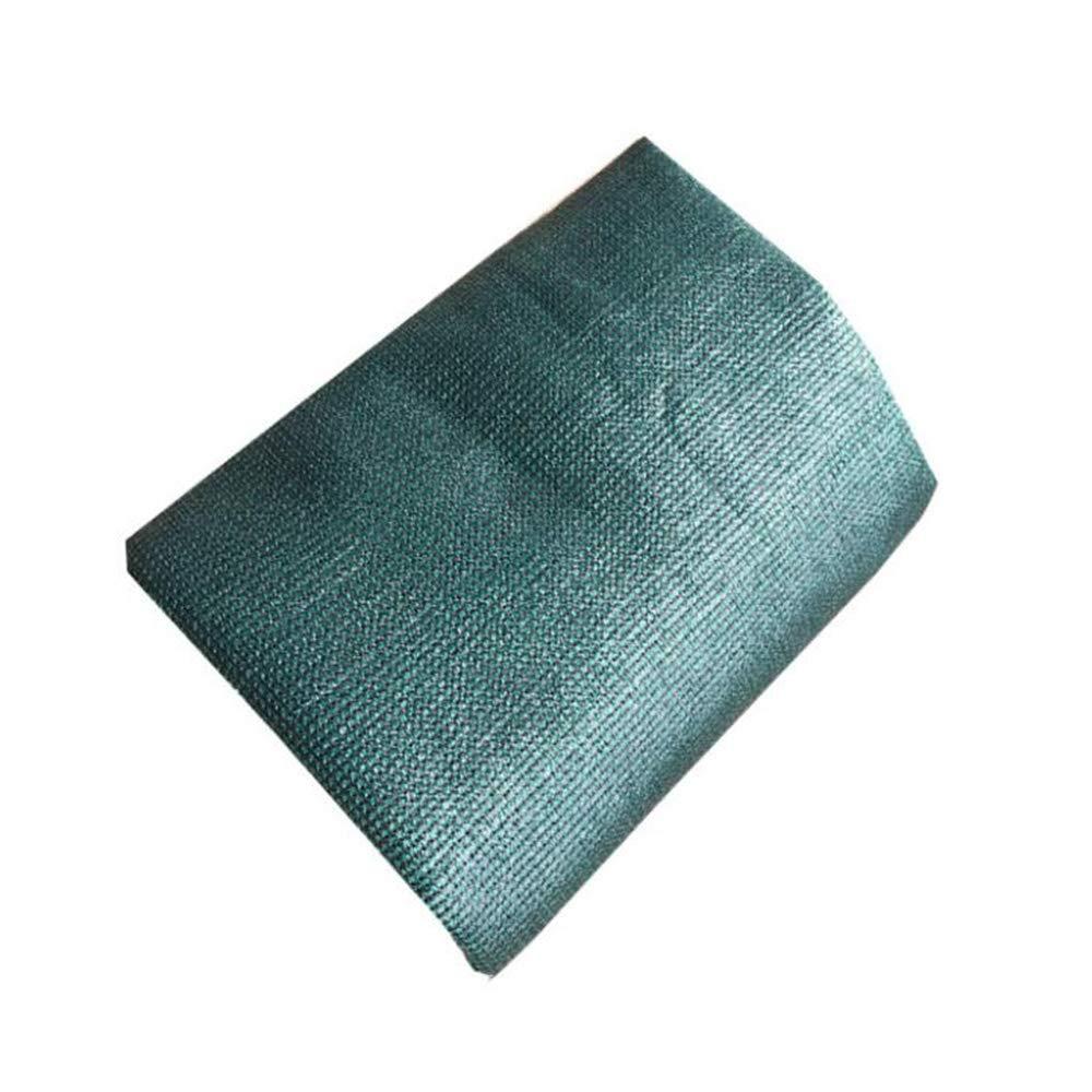 XIAOLIN グロメットが付いている重い90%紫外線陰の布の緑の優れた網の陰の布の日焼け止めの陰のパネル (サイズ さいず : 6x7m) 6x7m  B07PKLJC14