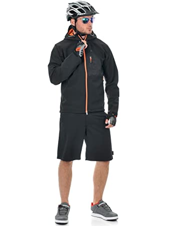 Chaqueta Ktm Factory Team Water-Windproof Softshell Negro ...