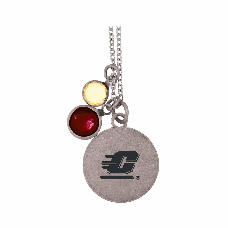 Cornell University-Frankie Tyler Charmed Earrings Inc LXG