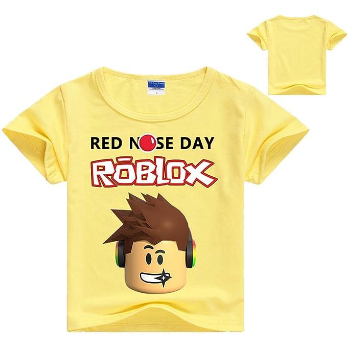 Vannie Ninos Roblox Jugador Camiseta Red Nose Day Ninos T Shirt 100