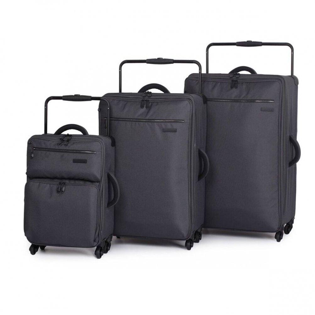 It Luggage World'S Lightest Tritex 4 Wheel Spinner 3Pc Set