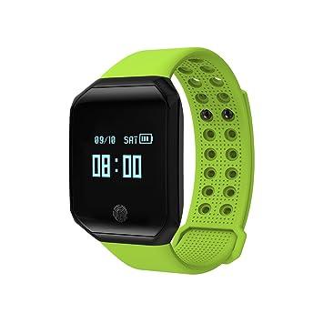 Z66 Smart Bracelet, suivi de la fréquence cardiaque Bracelet, bracelet de surveillance de pression sanguine, ...