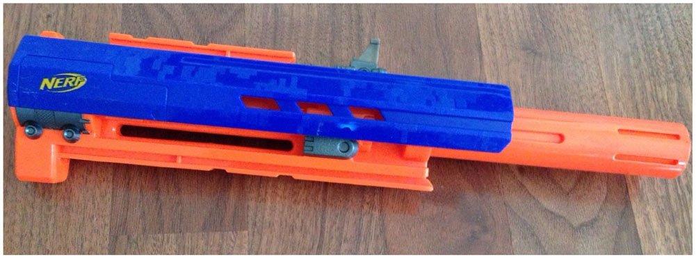 Nerf gun weapons lot blasters guns NERF longshot CS-6 rare sniper rifle
