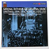 National Anthems and Memorial Music: United Kingdom, Canada, France, Germany, Italy. U.S.S.R., U.S.A. (Studio 2 Stereo)