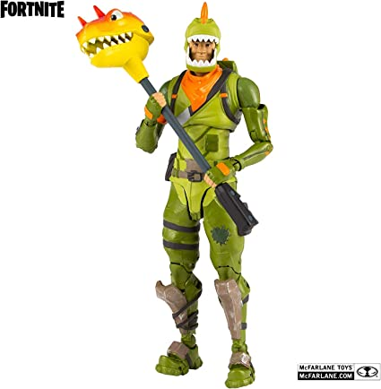 "Fortnite Rex 7/"" Figure MCFARLANE TOYS"