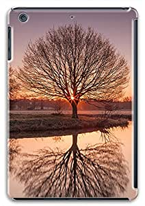 iPad Mini Retina Landscapes Tree Reflection PC Custom iPad Mini Retina Case Cover