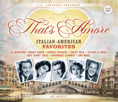 That's Amore: Italian American Favorites by Shout Factory