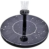 Minger Floating Solar Fountain