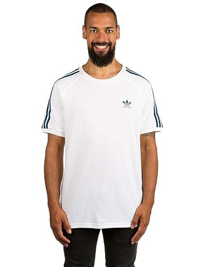 Adidas California 2.0 Camiseta, Hombre, Blanco, XS