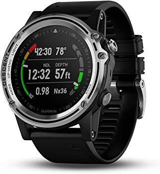 Garmin Descent Mk1 Scuba & Freedive Smart Watch