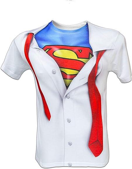 Oficial de DC Comics de Logo de Superman T-camiseta de manga corta (s-2xl) diseño de soldado de invierno de Batman de Capitán América: Amazon.es: Ropa y accesorios