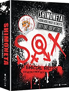 Shimoneta: A Boring World Where the Concept of Dirty Jokes Doesn't Exist - The Complete Series [Blu-ray]