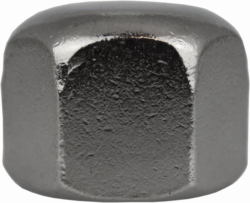 DIN 917/Inox A2 Lot de 10//écrous M14/niedr SW22 Forme