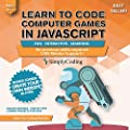 Javascript Game Design Software - Learn To Code Javascript - Design Computer Games - Coding For Kids - Ages 10 And Up - Pc Mac - Includes Free 8gig Usb Flash Drive By Simply Coding by Simply Coding