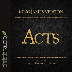 Holy Bible in Audio - King James Version: Acts Audiobook
