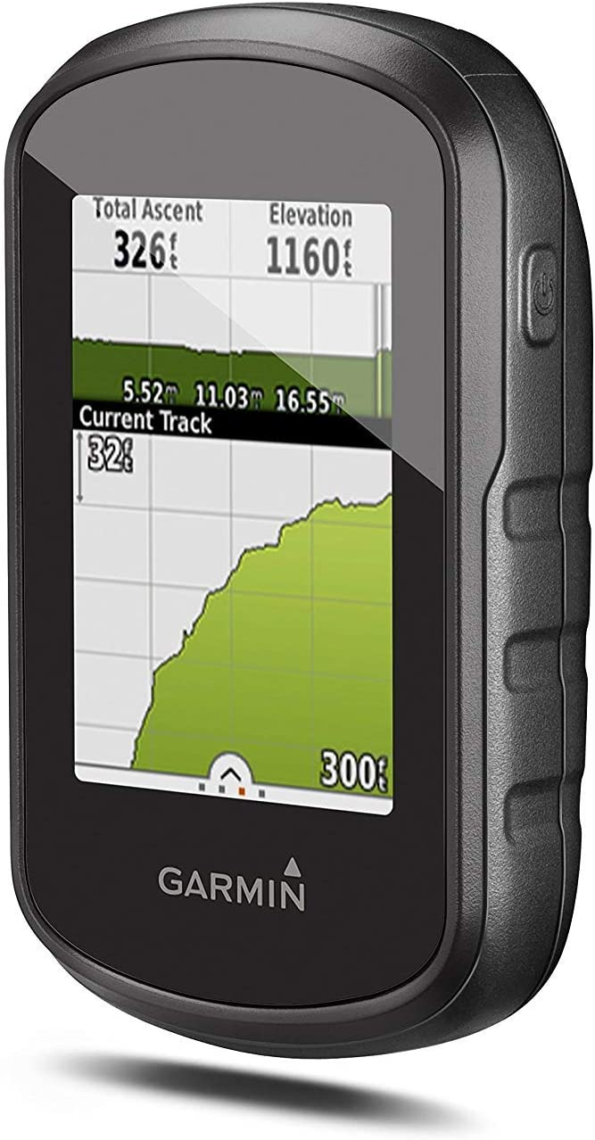 Garmin eTrex Touch GPS de Mano recreativo (Reacondicionado), Pantalla de 2.6, 0.35, Color Negro, eTrex Touch 35