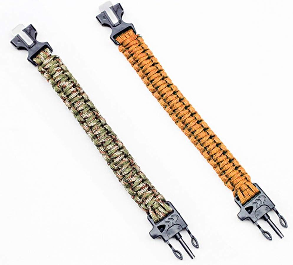 andere Outdoor-Aktivit/äten Kernmantelseil mit Steckschliesser Gwolf Paracord Schn/üre Paracord B/änder Set Bunt f/ür DIY Armb/änder 10 Farben Paracord Seile Zeltseil Fallschirmschnur