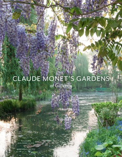Claude Monet's Gardens at Giverny (Claude Monet Garden Giverny)