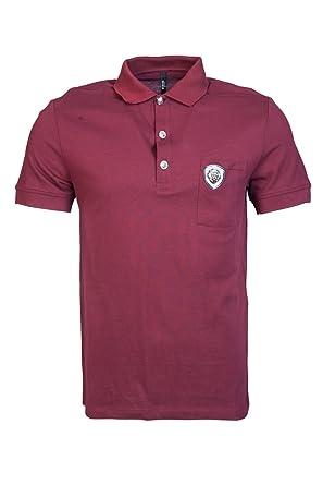 Versace Polo - Camisas De Polo - Manga Corta - para Hombre Rojo ...