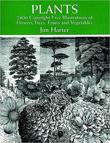 'UPD' Plants: 2,400 Royalty-Free Illustrations Of Flowers, Trees, Fruits And Vegetables (Dover Pictorial Archive). could salida pagos Agency Holanda weekend research