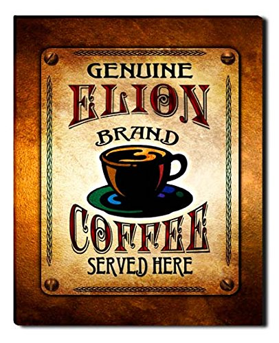 elion-brand-coffee-gallery-wrapped-canvas-print