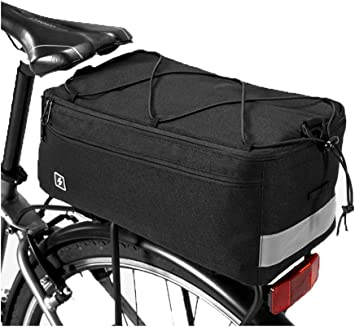 Men Bag,Alforja Bolsa para Bicicleta Bicicleta Trasera Gran ...