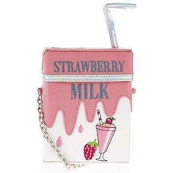 PEJGD Bolsos de Mujer Ice Cream Candy Color Verano Monedero ...
