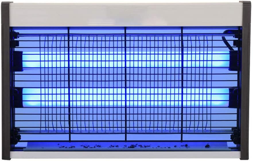 ASDF Lámpara Eléctrica para Matar Mosquitos, Lámpara Interior para Matar Mosquitos, Interior, Cocina, Oficina, Terraza Exterior, Comprar Lámpara Antimosquitos, Paquete De 2,2W
