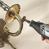 EZ Lock Abrasive Buffs, 320 Grit, 2pk