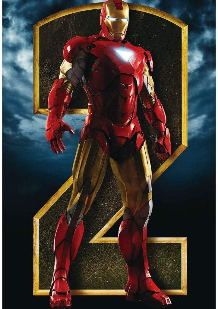 Mr.T Rompecabezas de Toy Montaje niños, Iron Man Película, de ...