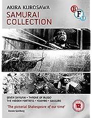 Kurosawa: the Samurai Collecti