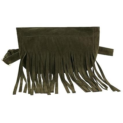 Bolsos Mujer Casual,Gusspower ri/ñoneras Mujer Moda Bolso de Hombro PU Bolsas de Mensajero Bolso de Mano ni/ñas Se/ñoras