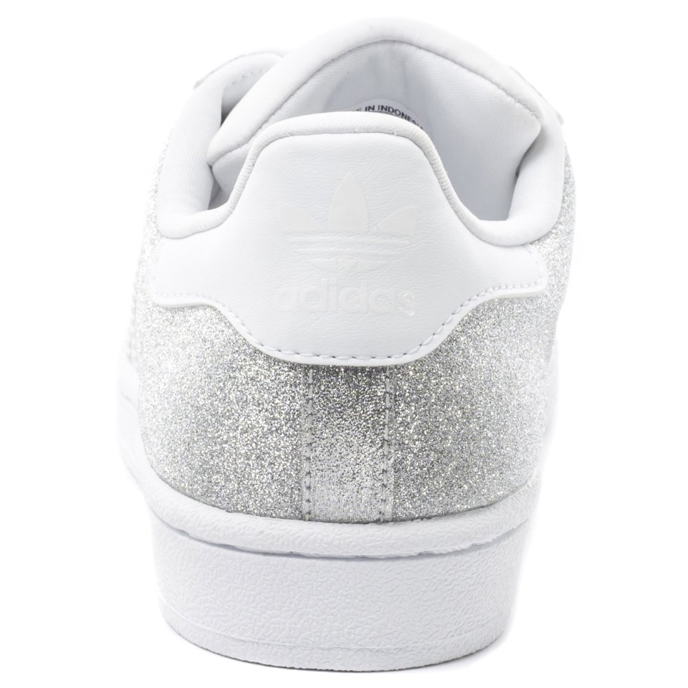 452a932d16e4 adidas Superstar Glitter Womens Trainers: Amazon.co.uk: Shoes & Bags