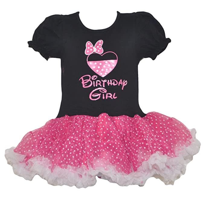 GoForDance Birthday Girl Polka Dot Dress