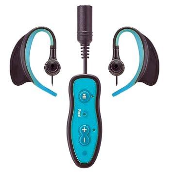 L@ily Natación Impermeable de Las Auriculares del Reproductor de ...