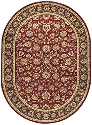 Universal Rugs Traditional Oriental 5 ft. x 7 ft. Area Rug