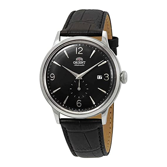 Orient mecánico Classic Vintage pequeño Sub segundos reloj negro ap0005b: Amazon.es: Relojes