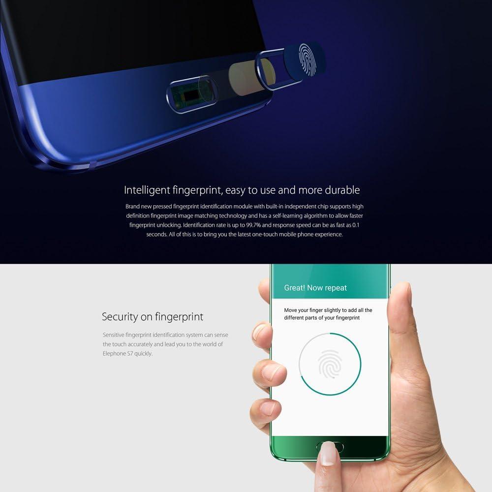 Ele Elephone S7 Smartphone Android 6.0 (5.5Inch Fhd Pantalla ...