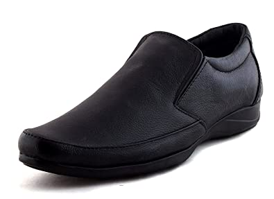 Qhan Park Tracker 100 Genuine Leather Formal Shoes At Unbelievable