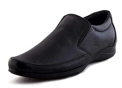 2f3b70d18ec2 QHAN Park Tracker 100% Genuine Leather Formal Shoes at Unbelievable Price  (for Limited time)  Buy Online at Low Prices in India - Amazon.in