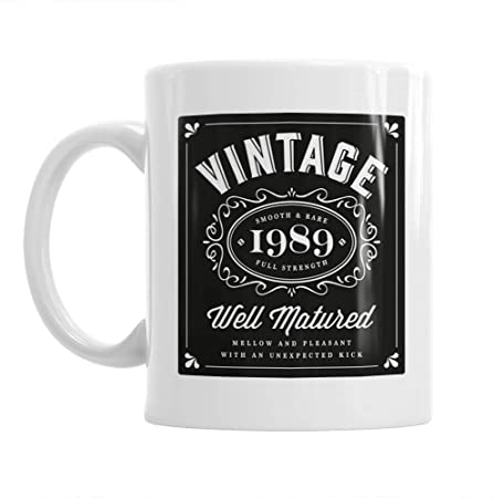 30th Birthday Gift Vintage Bourbon Gifts For Men